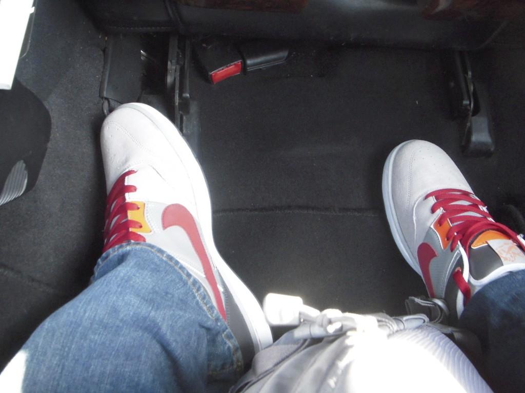 Fresh Kicks, Wack Car Service