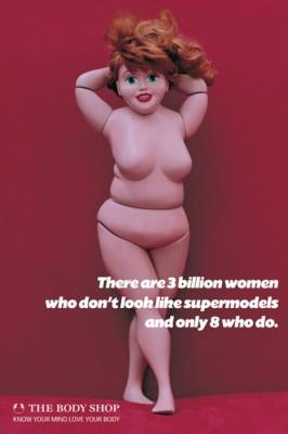BodyShop Barbie Controversy