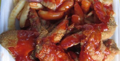 wings mambo sauce